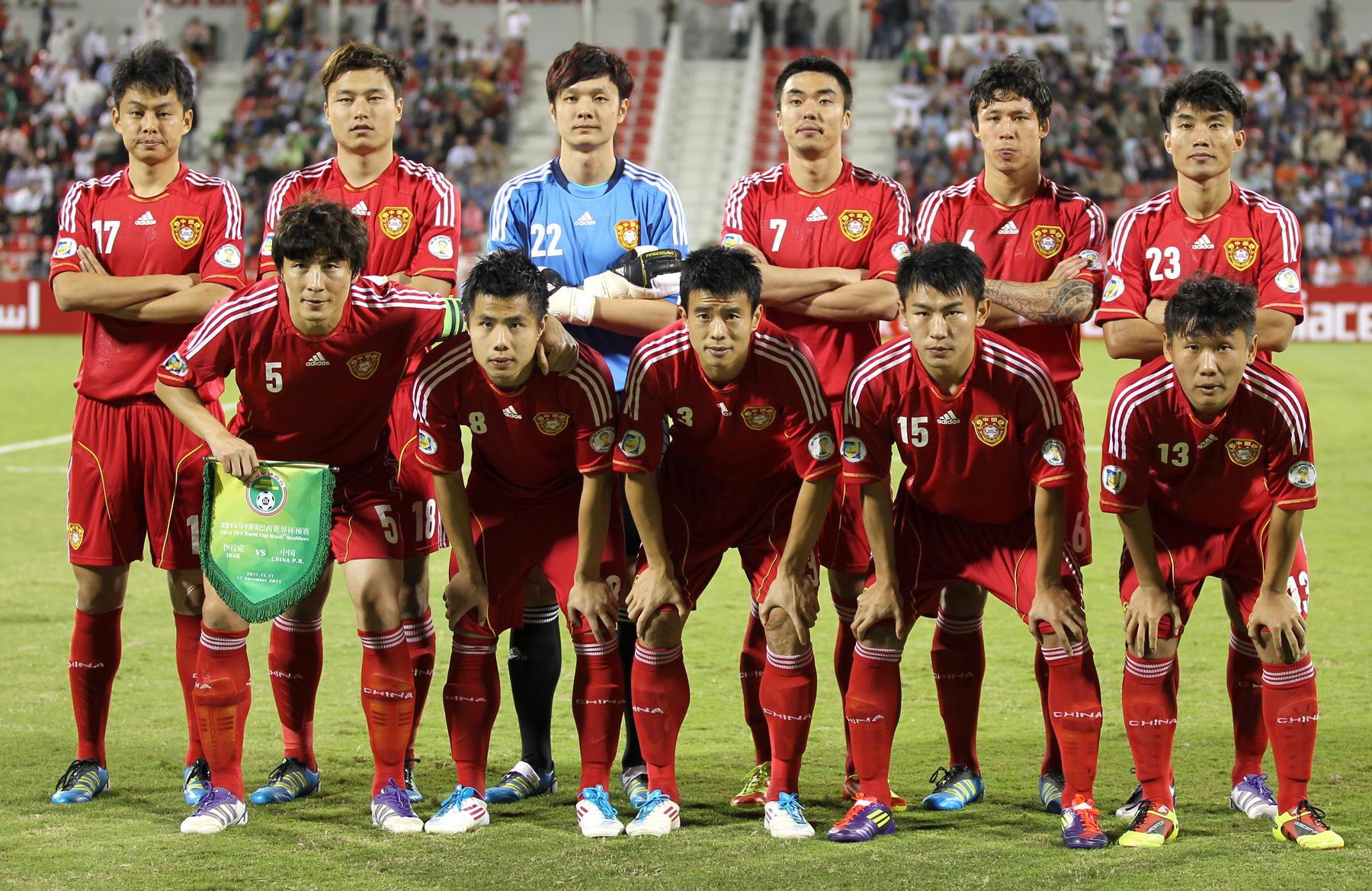 China: The Future of world Football?