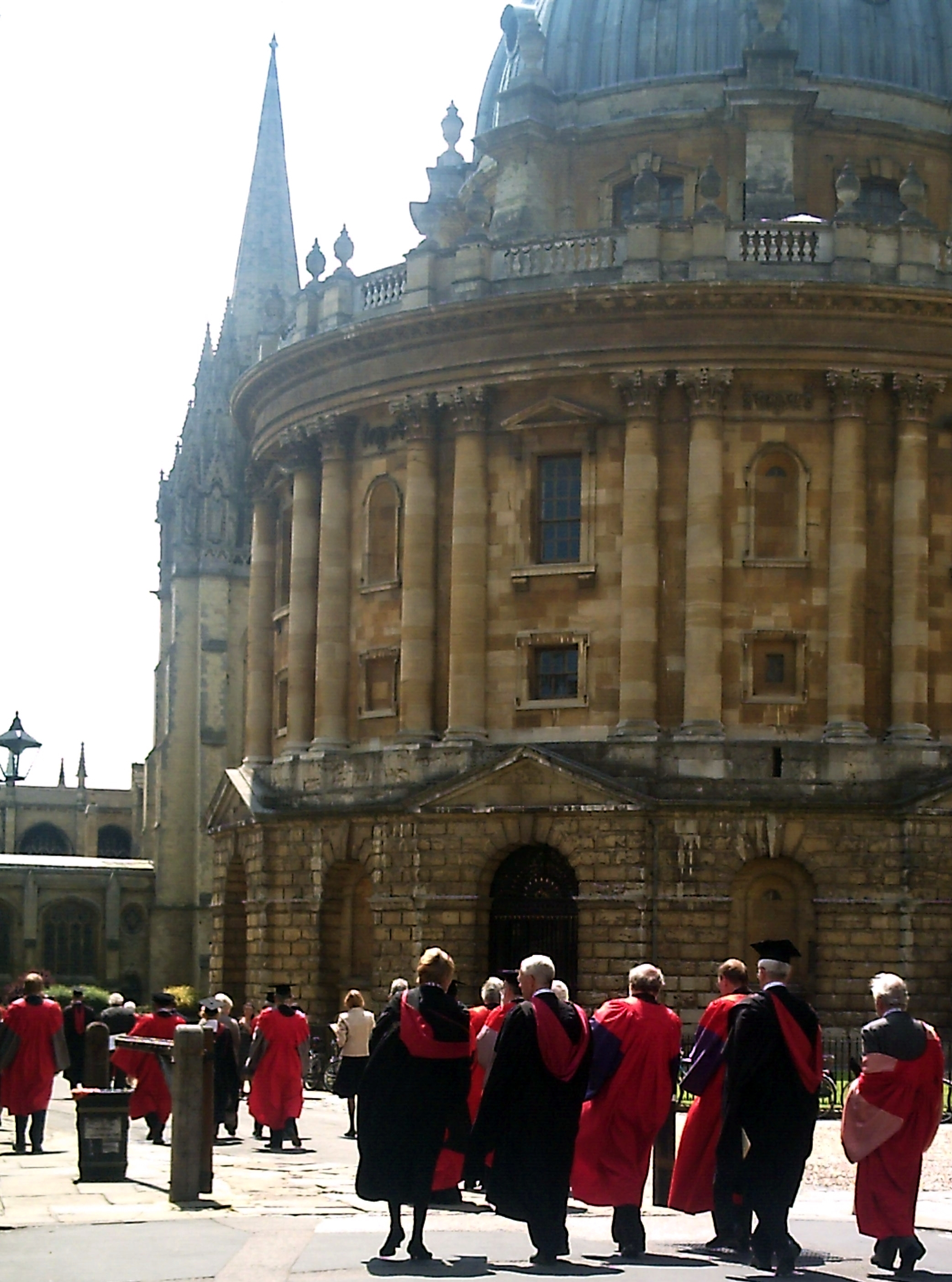 Oxford University announces honorary degrees