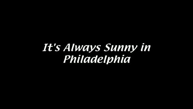 Review: It's Always Sunny in Philadelphia
