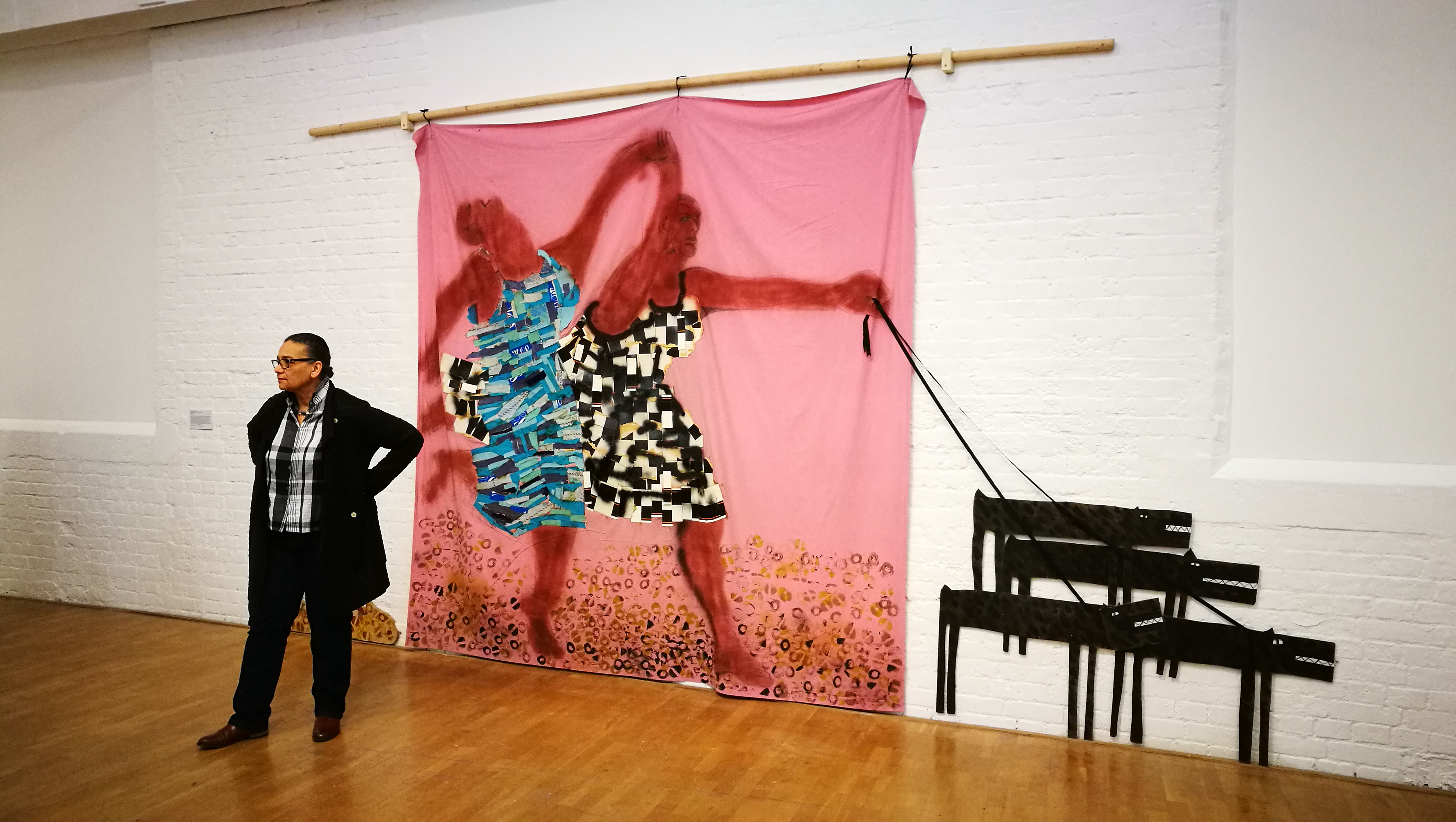 Preview: Lubaina Himid's 'Invisible Strategies'