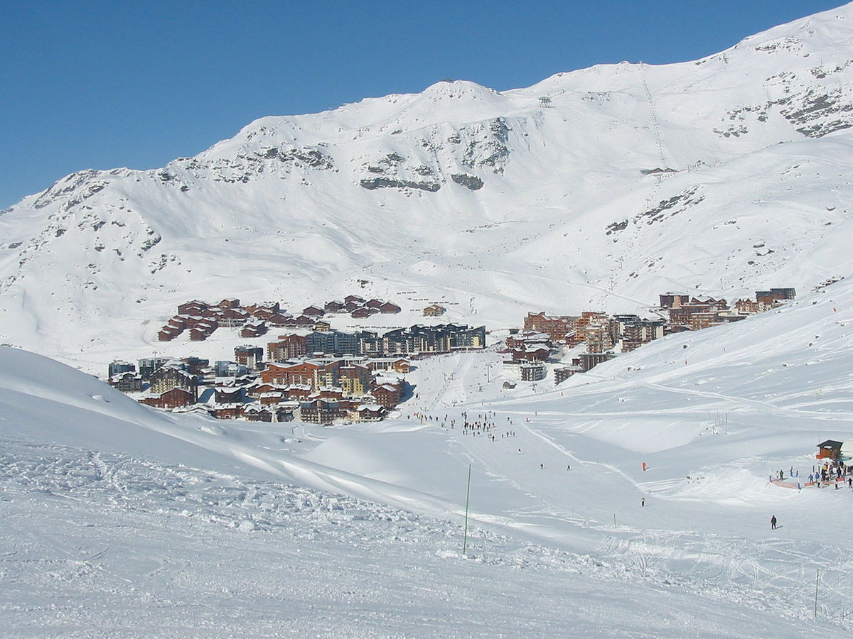 Varsity Blues: Thoughts Falling From Val Thorens