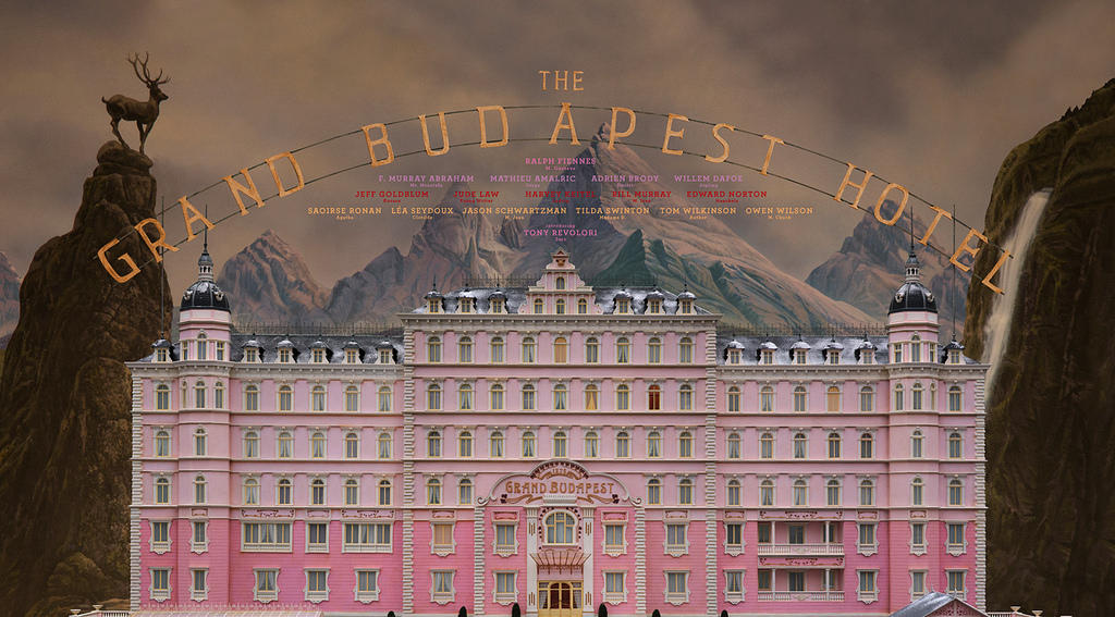 'Characters who aren't people': The expressionist wonder of Wes Anderson