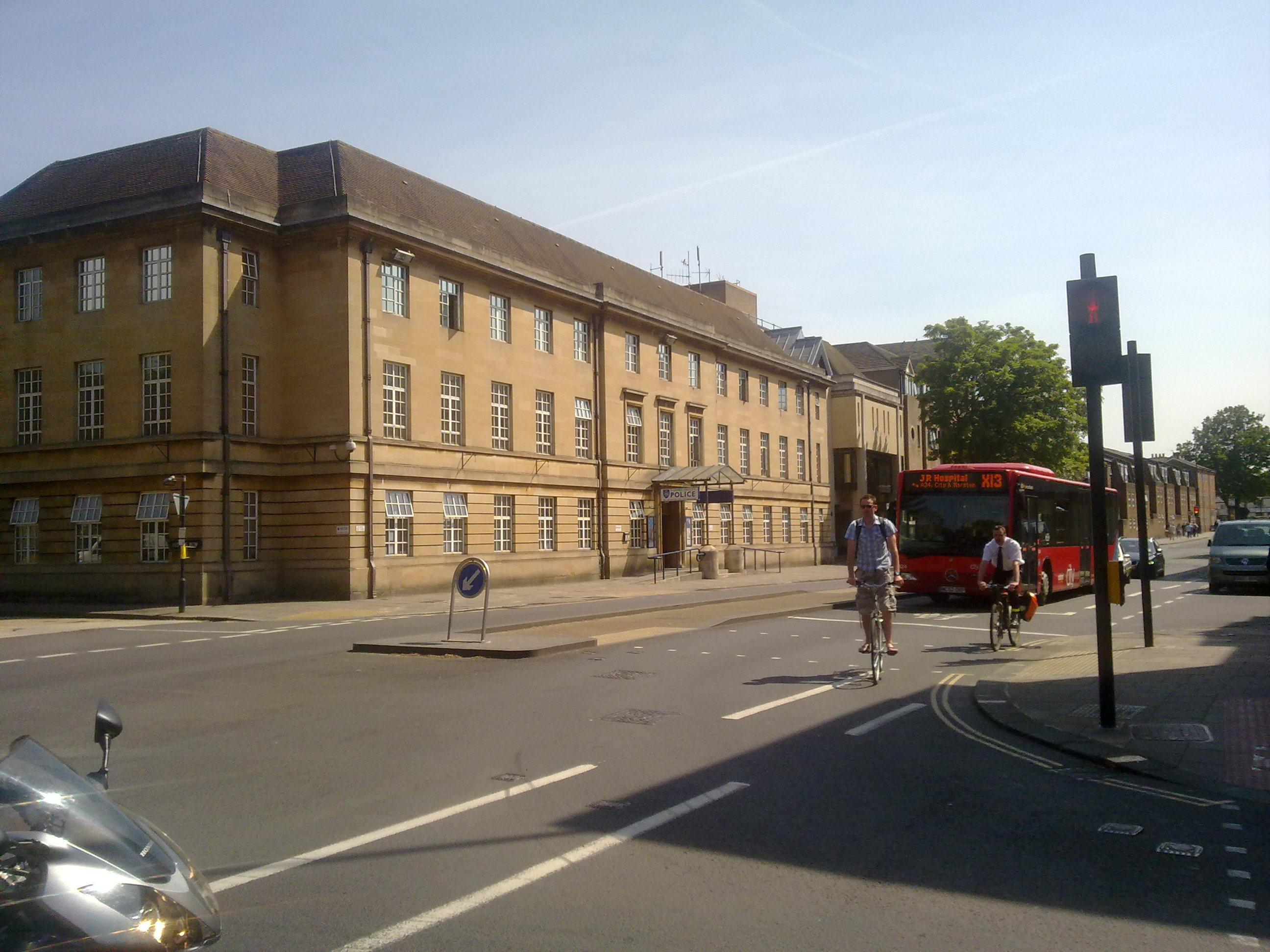 Oxford transport links set for overhaul
