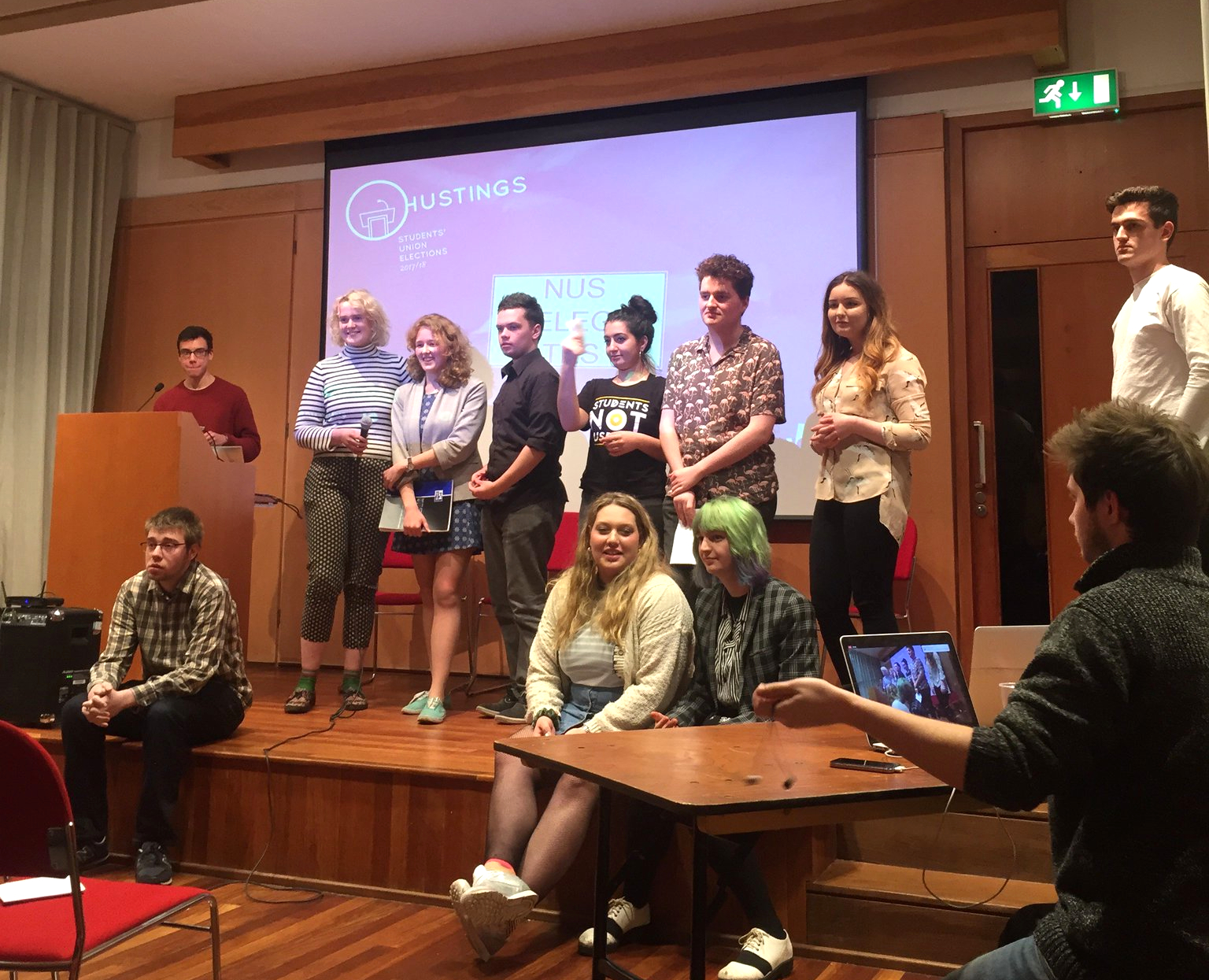 Mental health takes centre stage at OUSU hustings