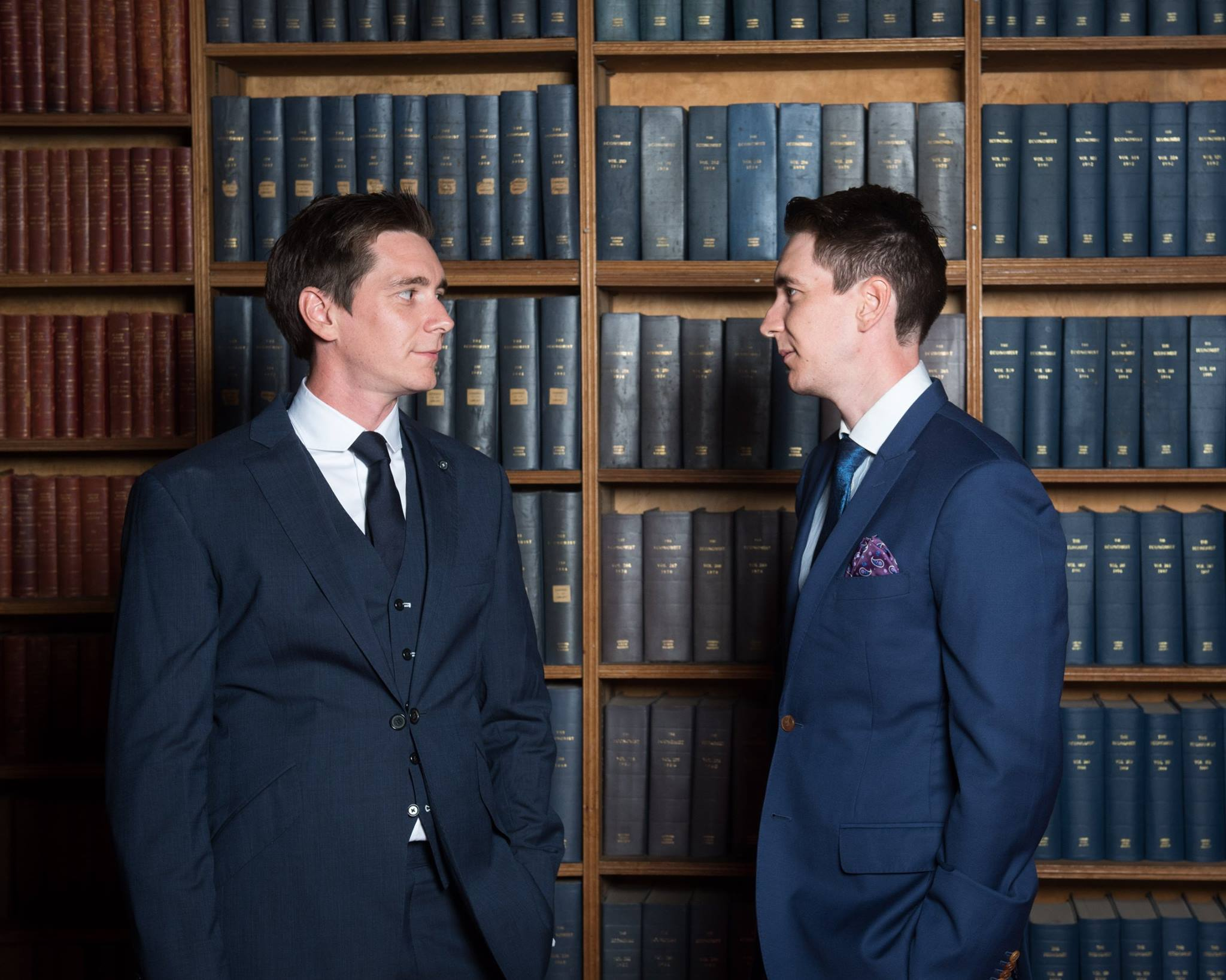 Profile: Oliver and James Phelps