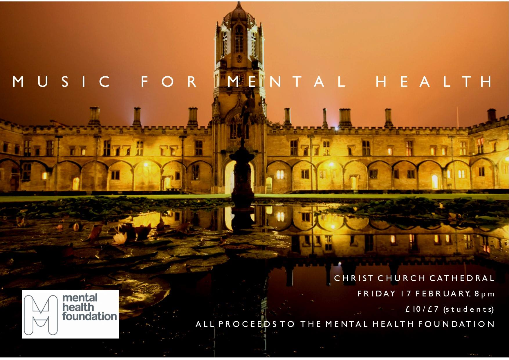 Preview: Music for Mental Health