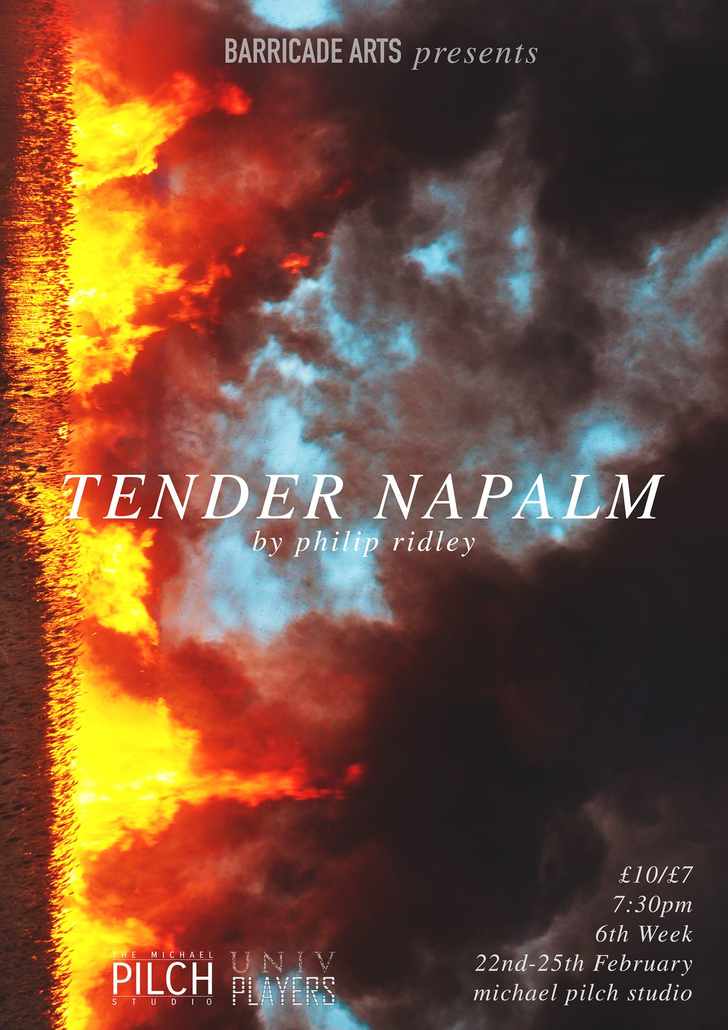 Tender Napalm: An Intimate and Nuanced Production