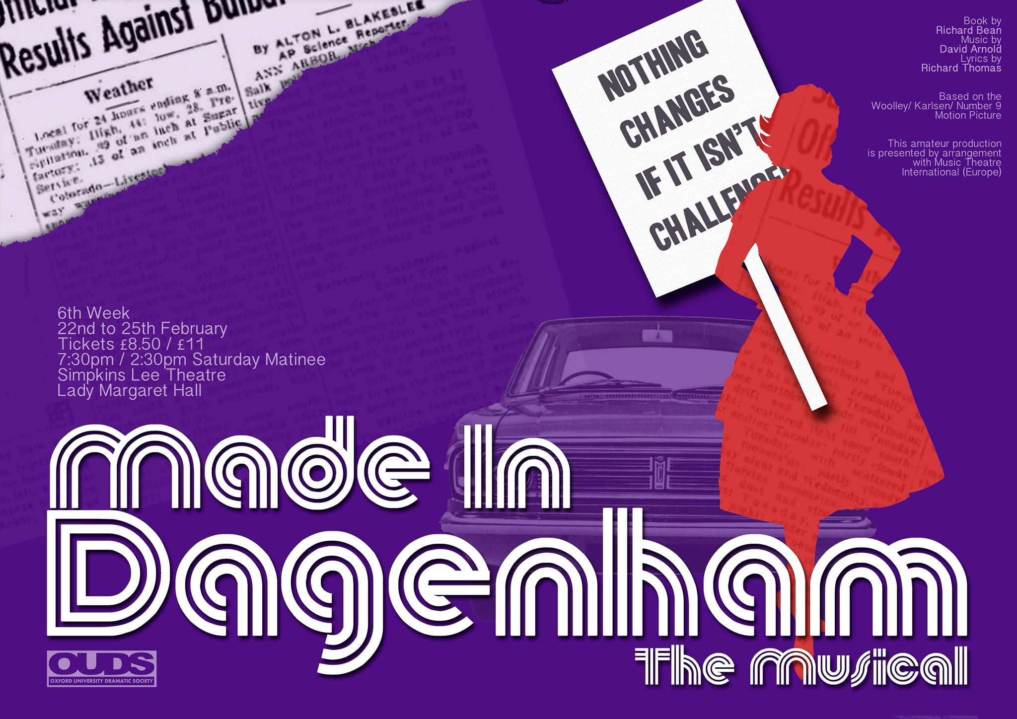 Made in Dagenham: Affecting, Thoughtful and Triumphant