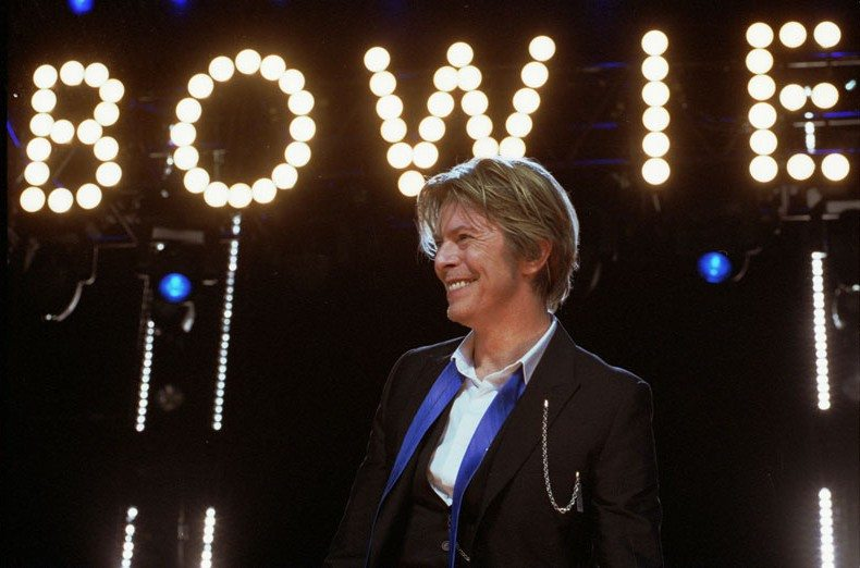 Everything's Alright: Bowie's Light Shines On