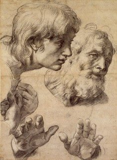 'Eloquence in Art': Raphael's Drawings in the Ashmolean's Print Room
