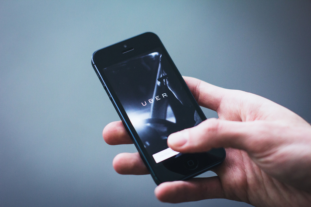Uber increases taxi drivers' wages, new Oxford study finds