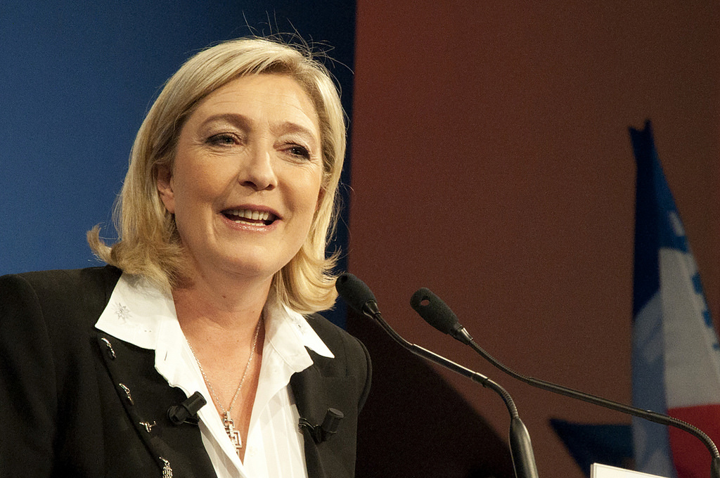The sense of security in France is false: Marine Le Pen could win