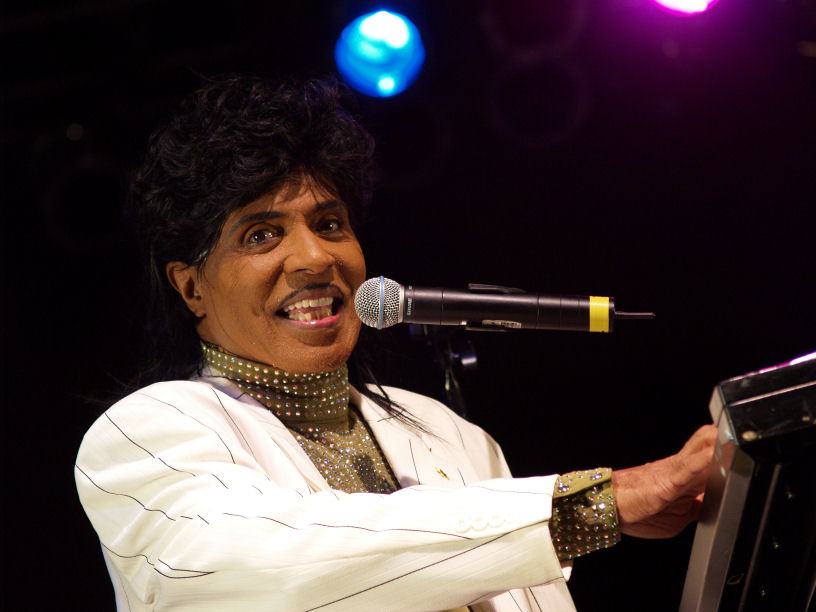 Oldie of The Week: 'Rip It Up', Little Richard (1956)