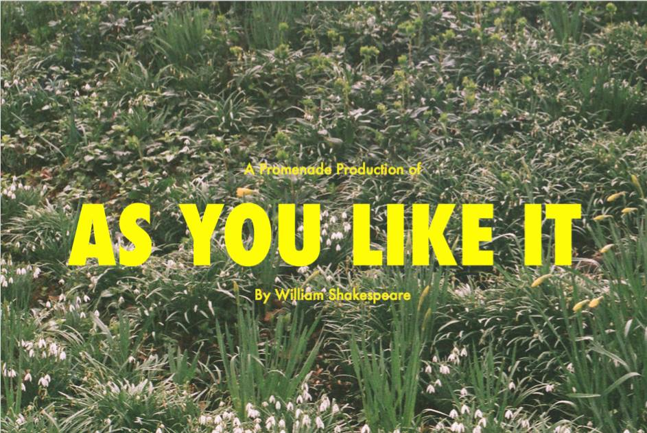 As You Like It: A Fitting Celebration for Corpus Christi College