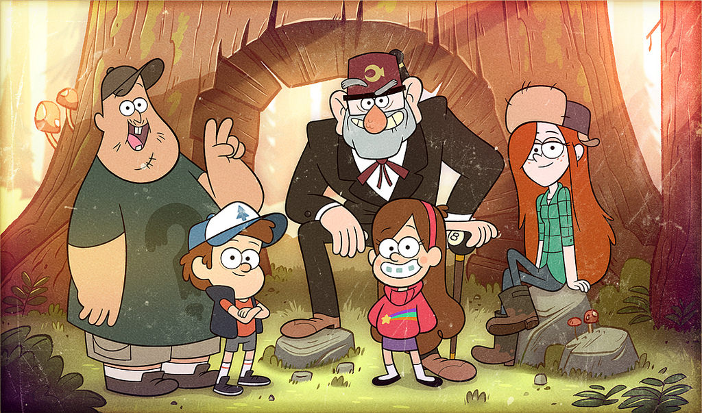 Transience and Gravity Falls: Emotional depth in children's TV
