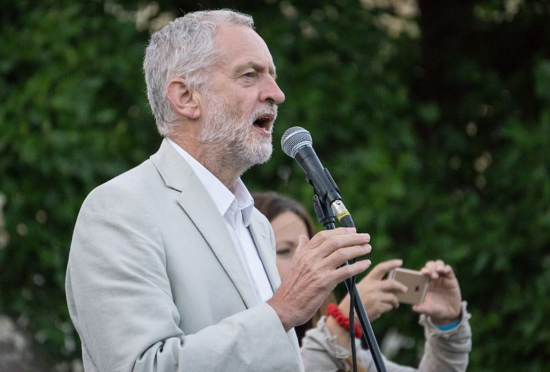 We should be wary of the media portrayal of Corbyn