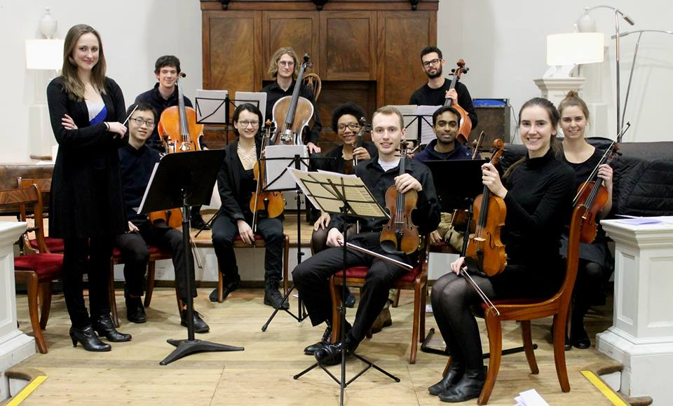 Introducing: Oxford Alternative Orchestra