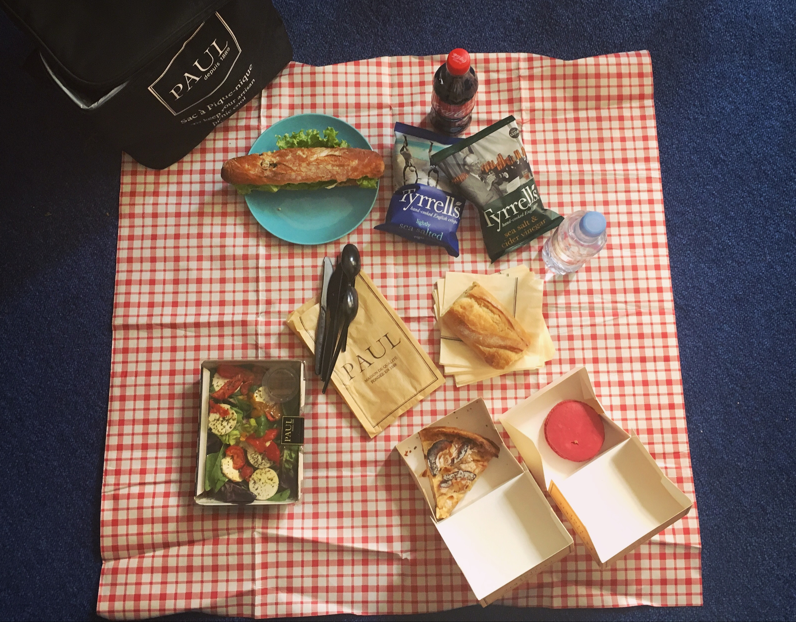Getting ready for summer: A Picnic from PAUL