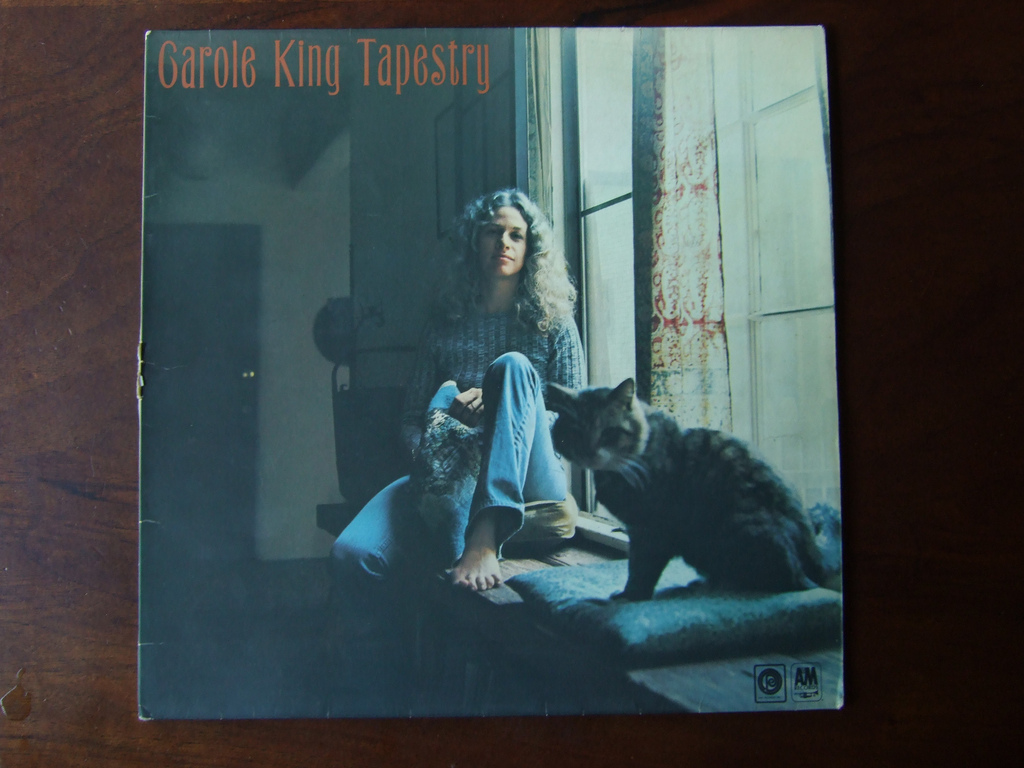Oldie of The Week: 'I Feel The Earth Move', Carole King (1971)