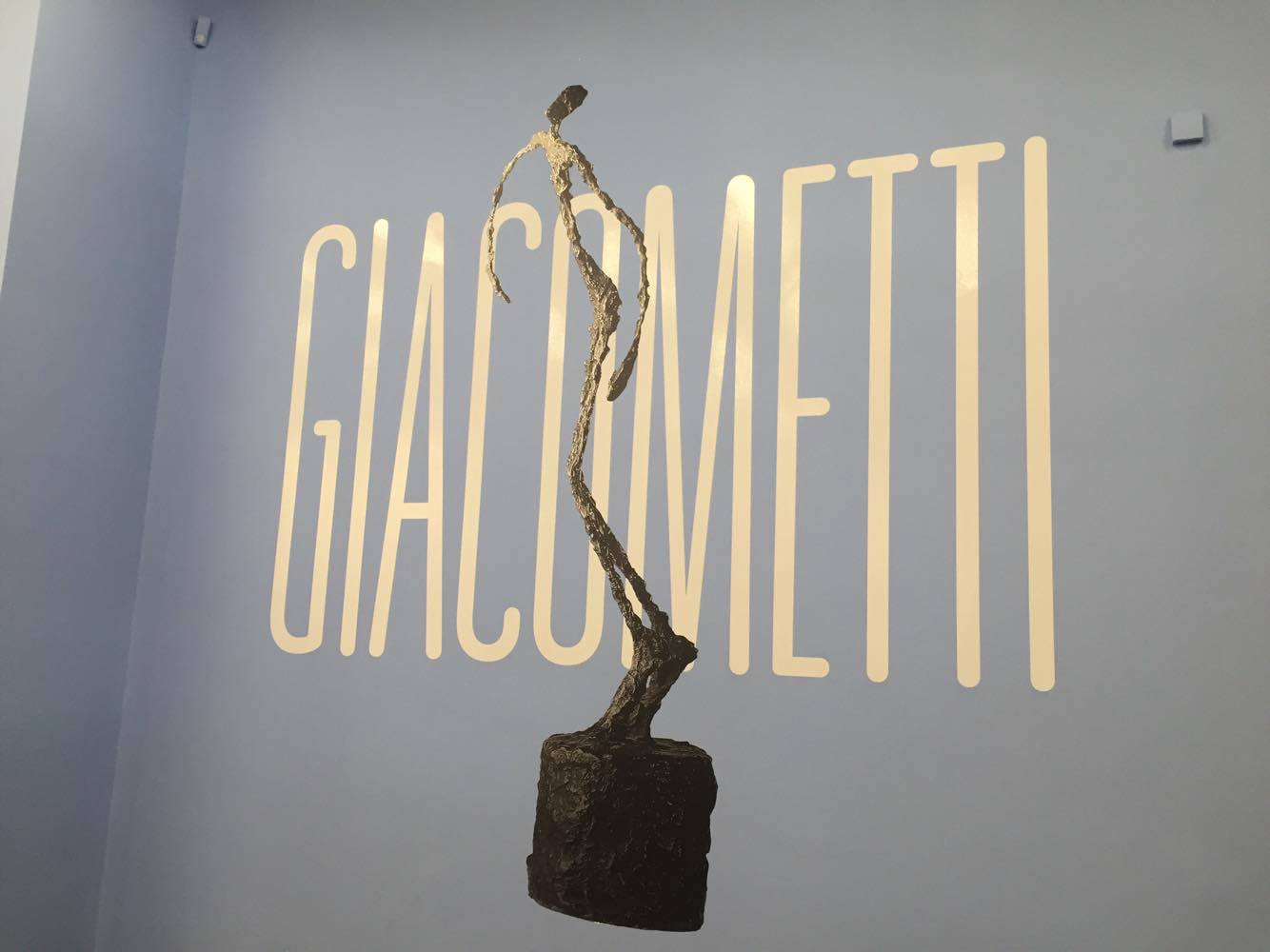 Alberto Giacometti at Tate Modern: 'I paint and sculpt to get a grip on reality'