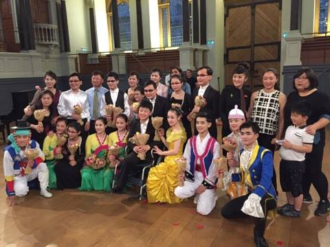 Two Worlds Colliding: A Review of the North Korean Para-Ensemble at the Sheldonian