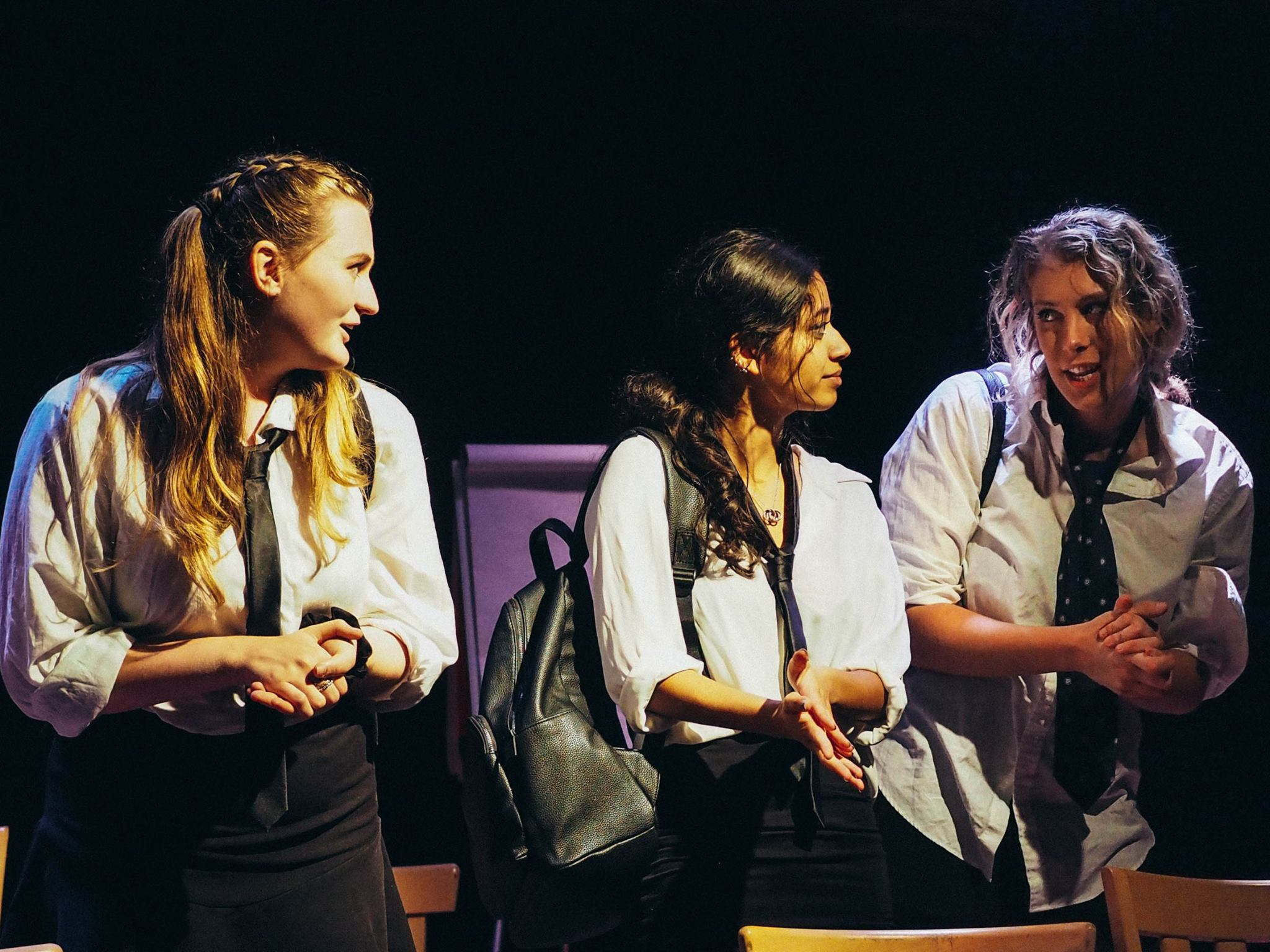 Girls Will Be Girls is a Triumphant Production