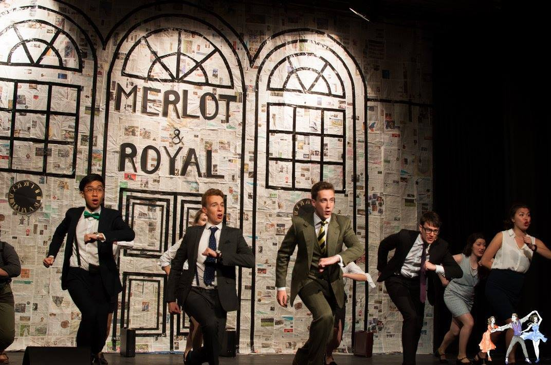 Merlot and Royal: A Great Cast and Catchy Tunes Slightly Hampered by New Writing