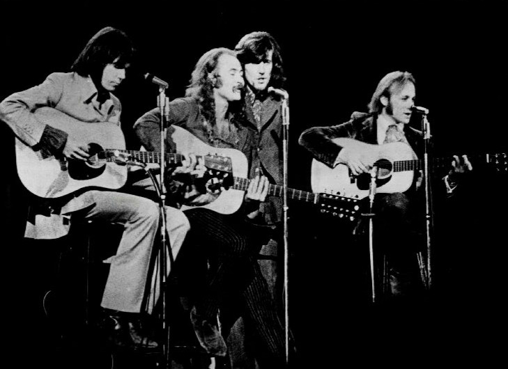 Oldie of the Week: 'Almost Cut My Hair' – Crosby, Stills, Nash & Young (1970)