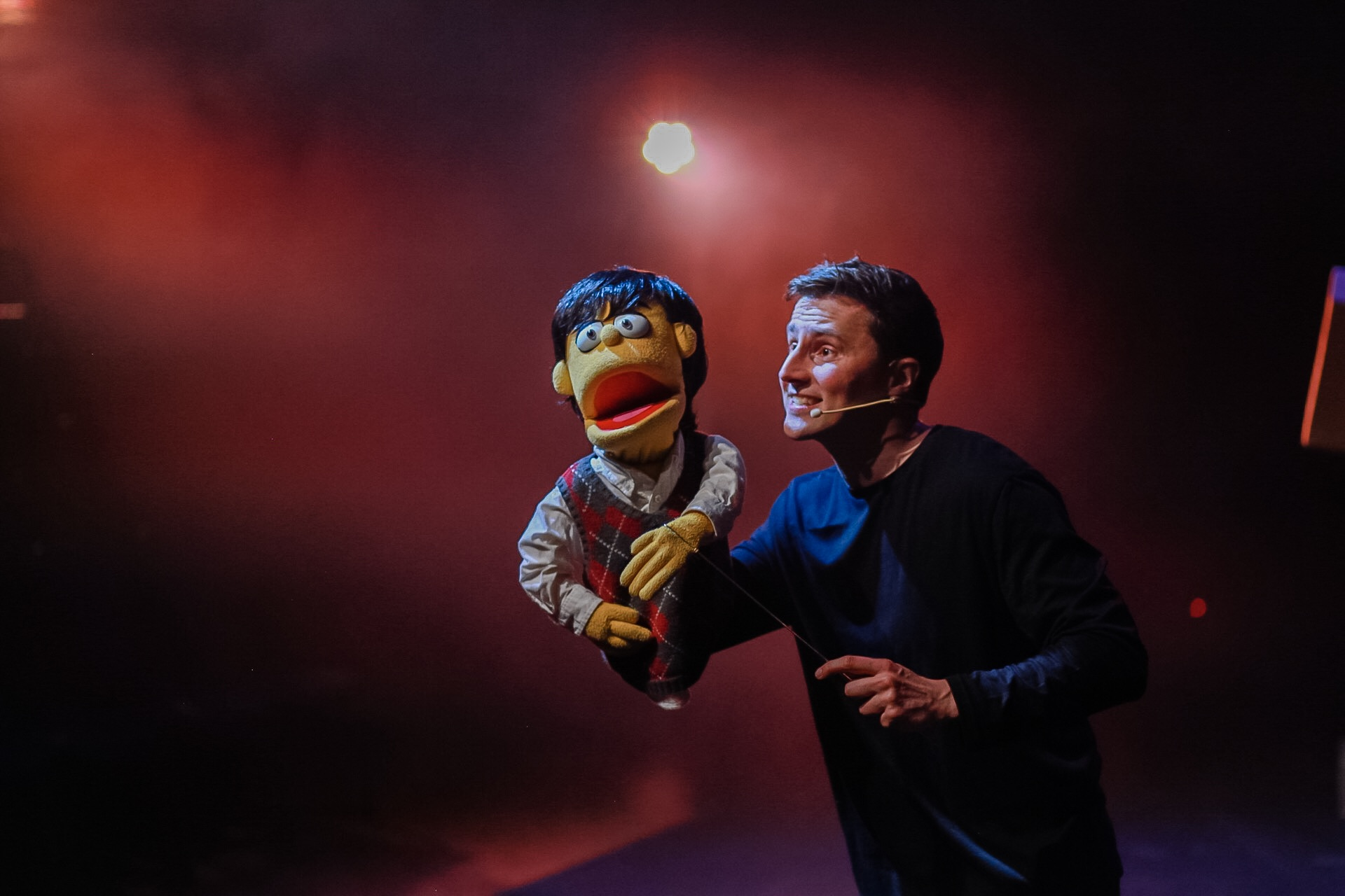 'Avenue Q': A Coming-Of-Age Story With A Twist