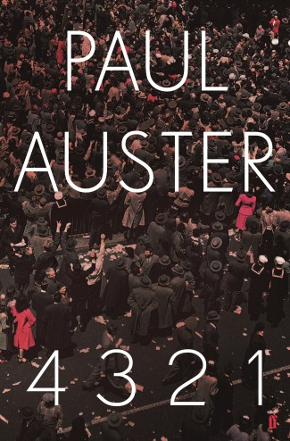 An Experiment of Life: 4 3 2 1 by Paul Auster
