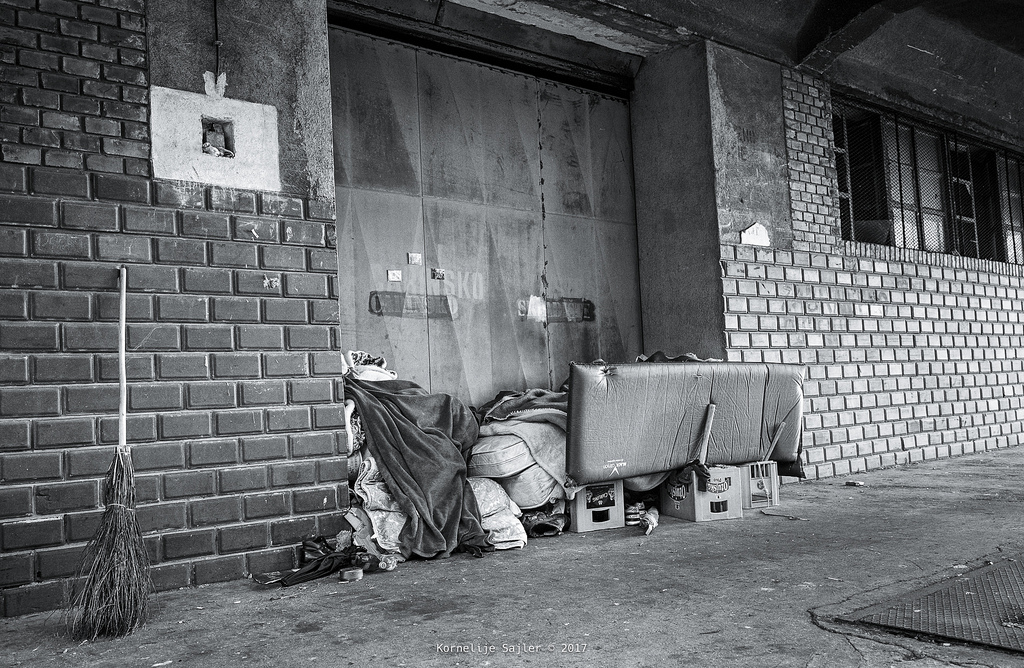 Homeless cave to city council threats