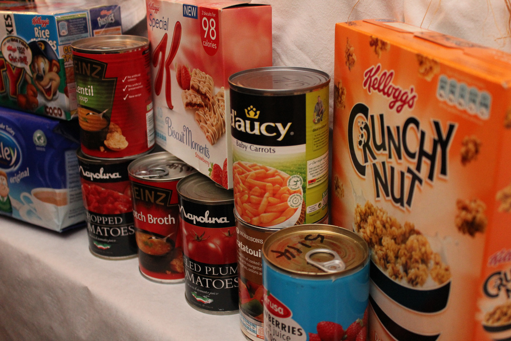Oxford academics release biggest ever food bank report