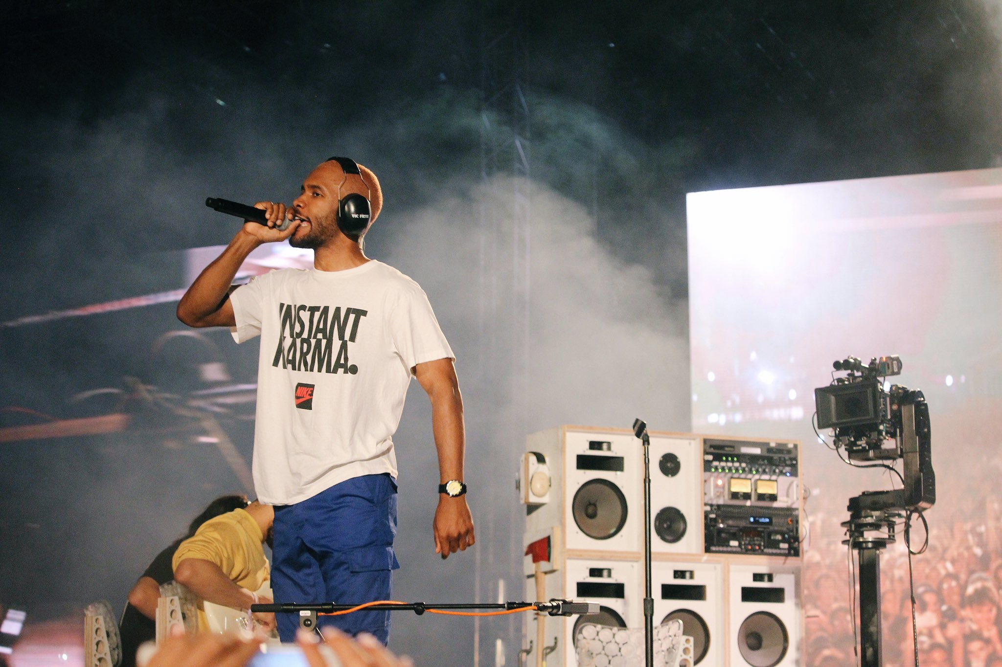 Live Review: Frank Ocean at Lovebox Festival