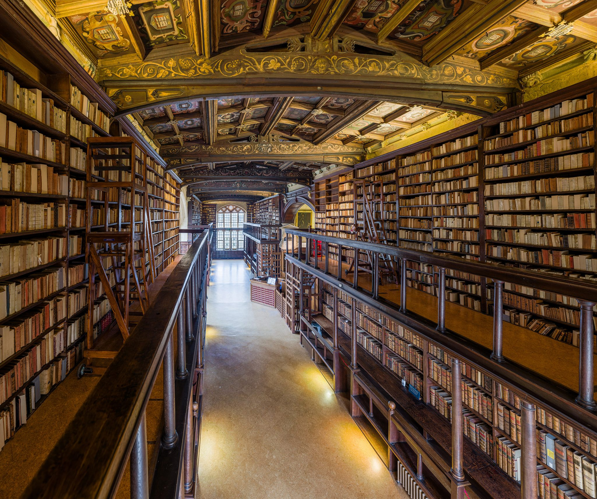 The Fresher's guide to Oxford's libraries