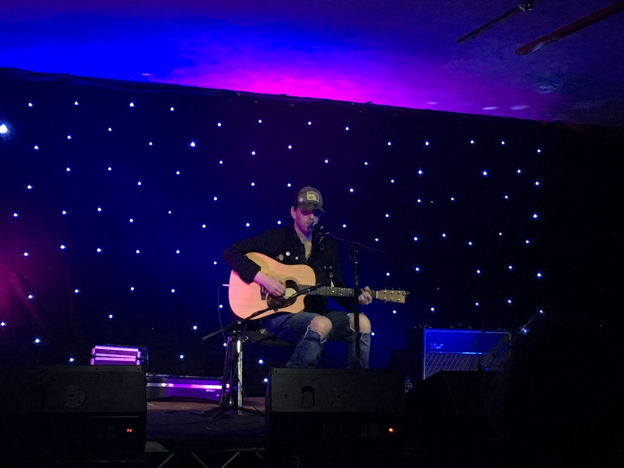 Live Review: John Murry at The Basement