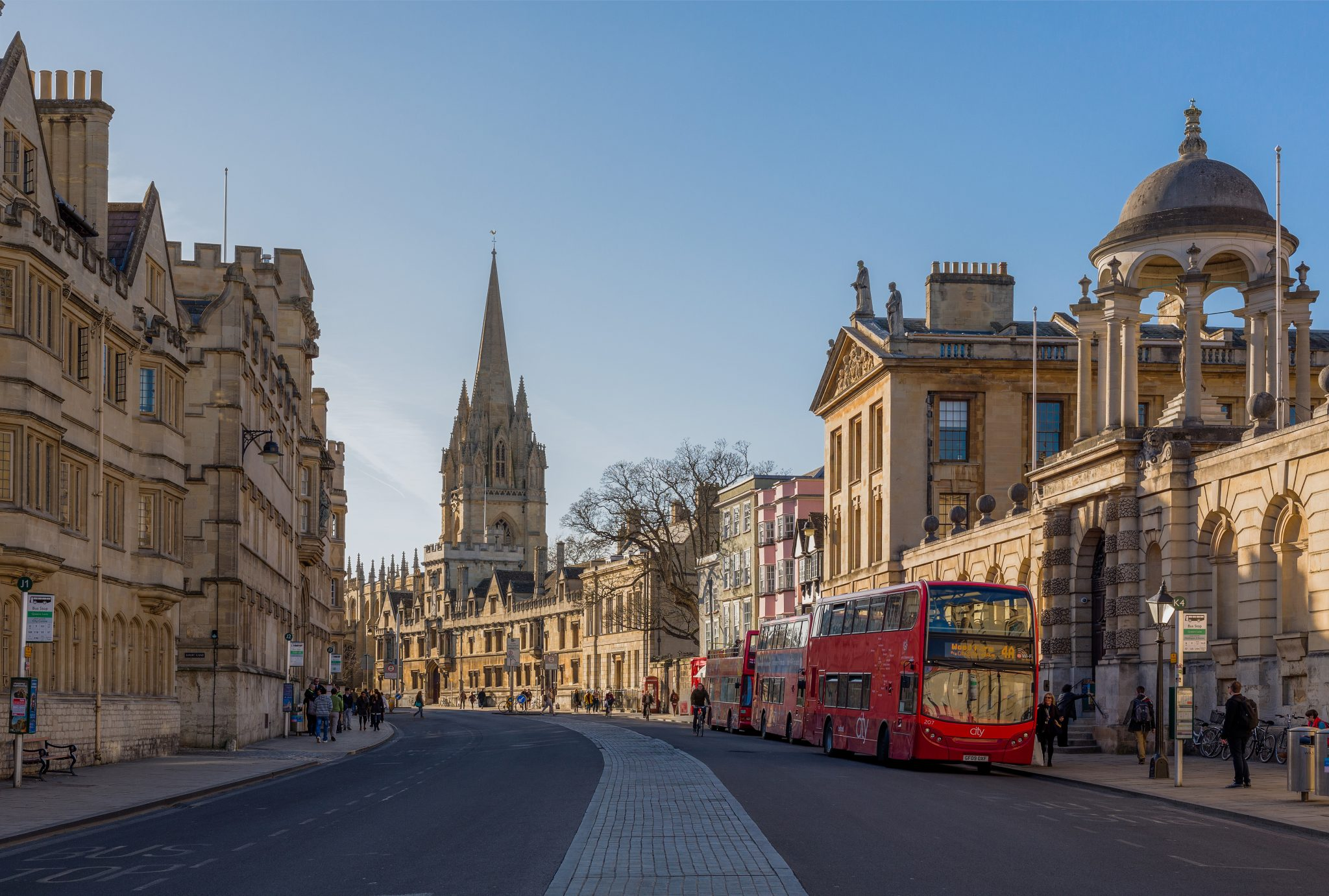 Oxford to go emissions-free under new council plans
