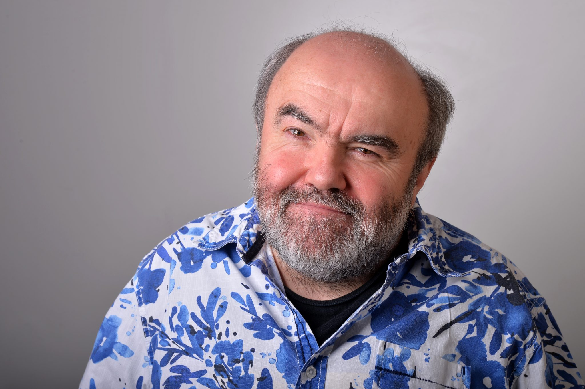 Screenterview: Andy Hamilton