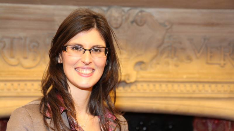 "Layla Moran: ""Fighting social inequality is my fire that helps me get up every day. It's what I'm passionate about."""
