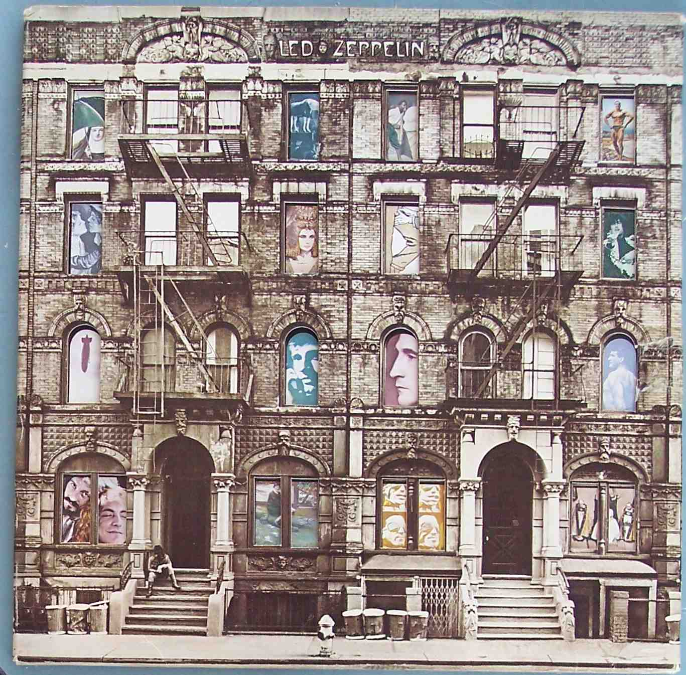 Oldie of The Week: 'Ten Years Gone', Led Zeppelin (1975)
