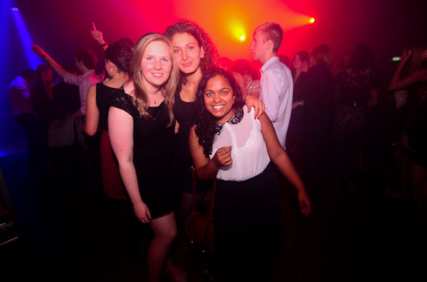 Freshers' Week: do a few years make a difference?