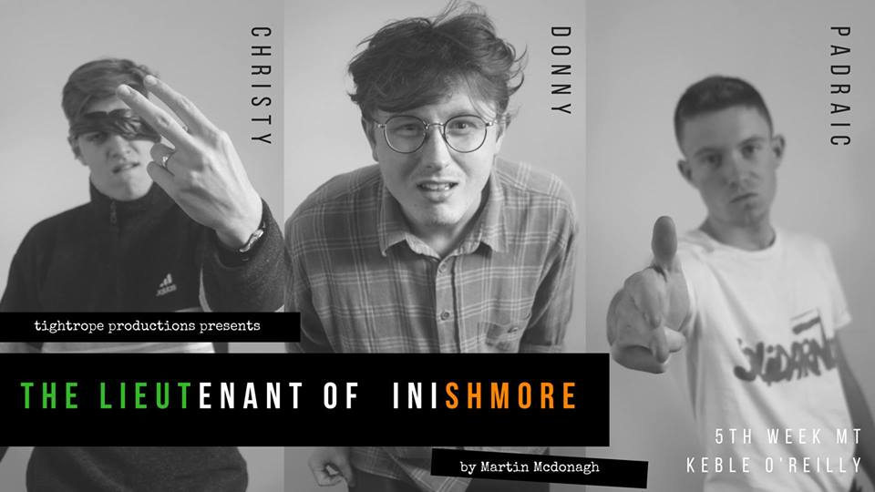 Brutal, yet unquestionably brilliant: The Lieutenant of Inishmore