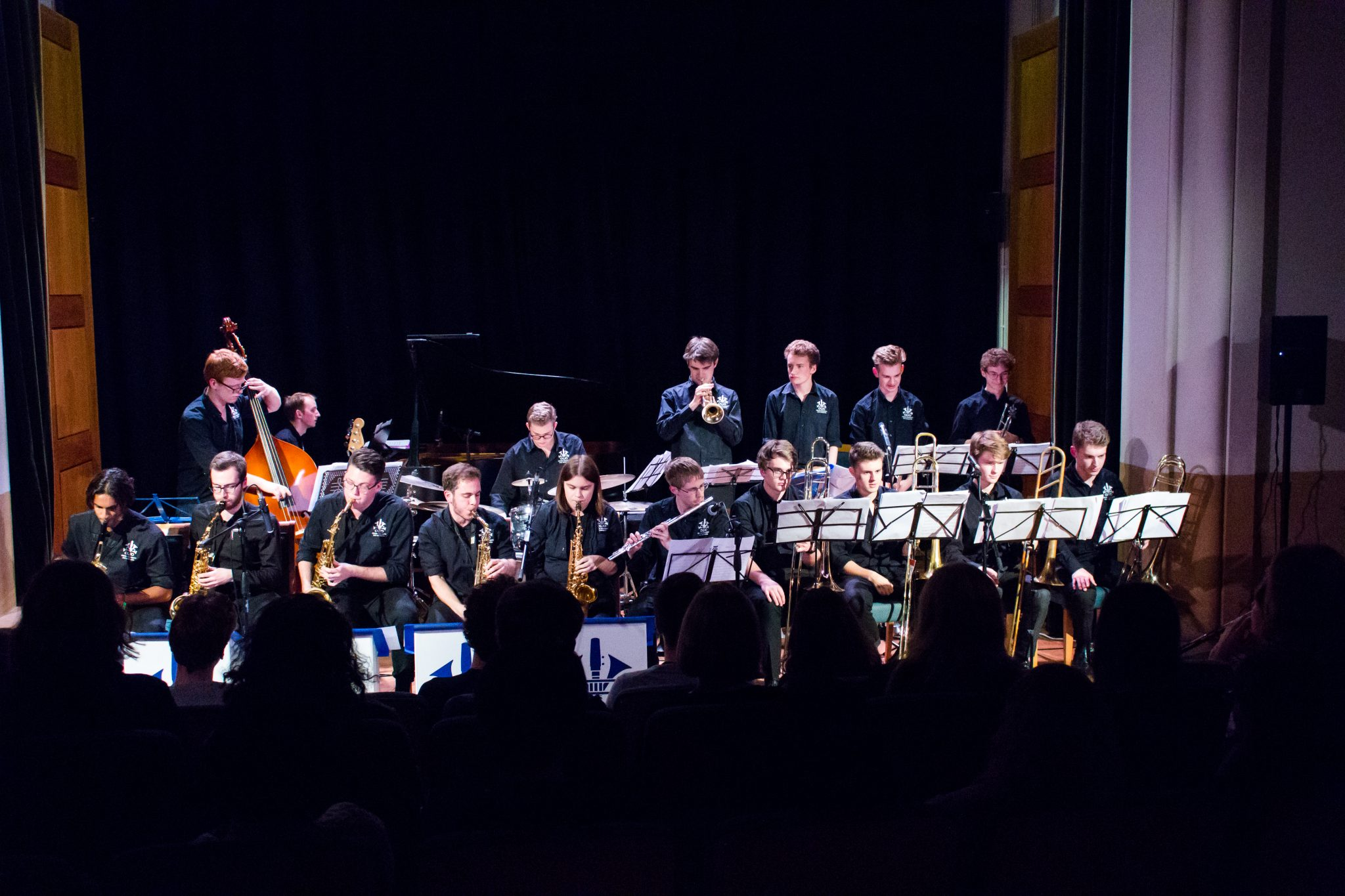 The Varsity Jazz Off is a mesmerising evening of music
