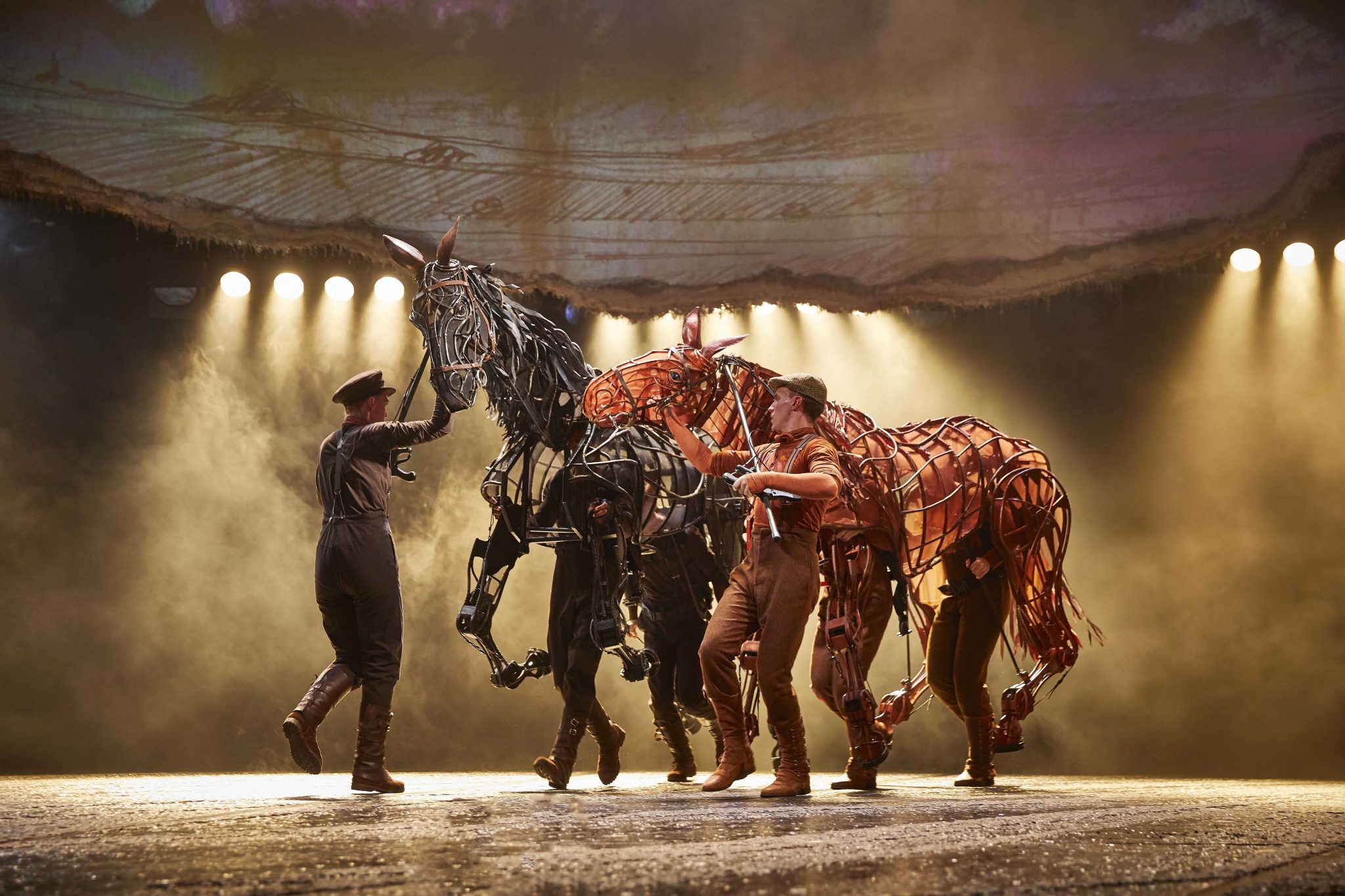 'The biggest, most challenging and most rewarding acting job I've had yet': Kiran Landa on The National Theatre's War Horse