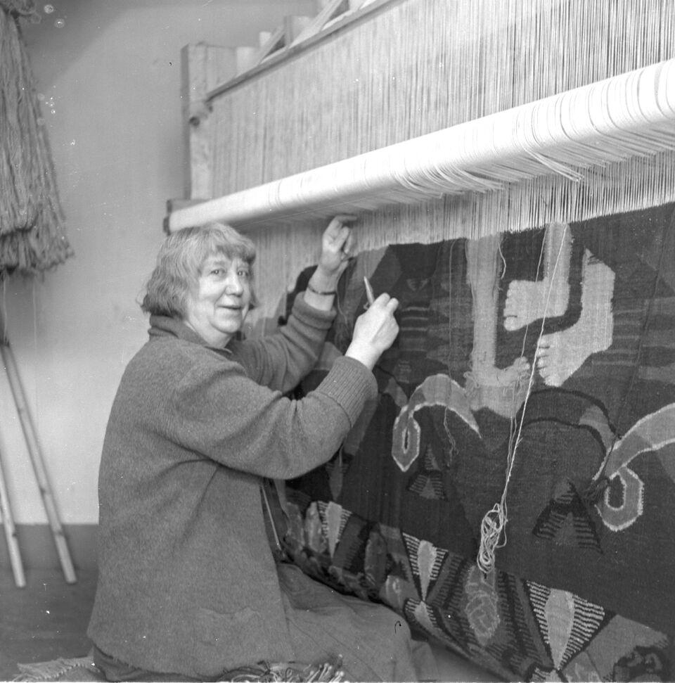 Hannah Ryggen: A Retrospective