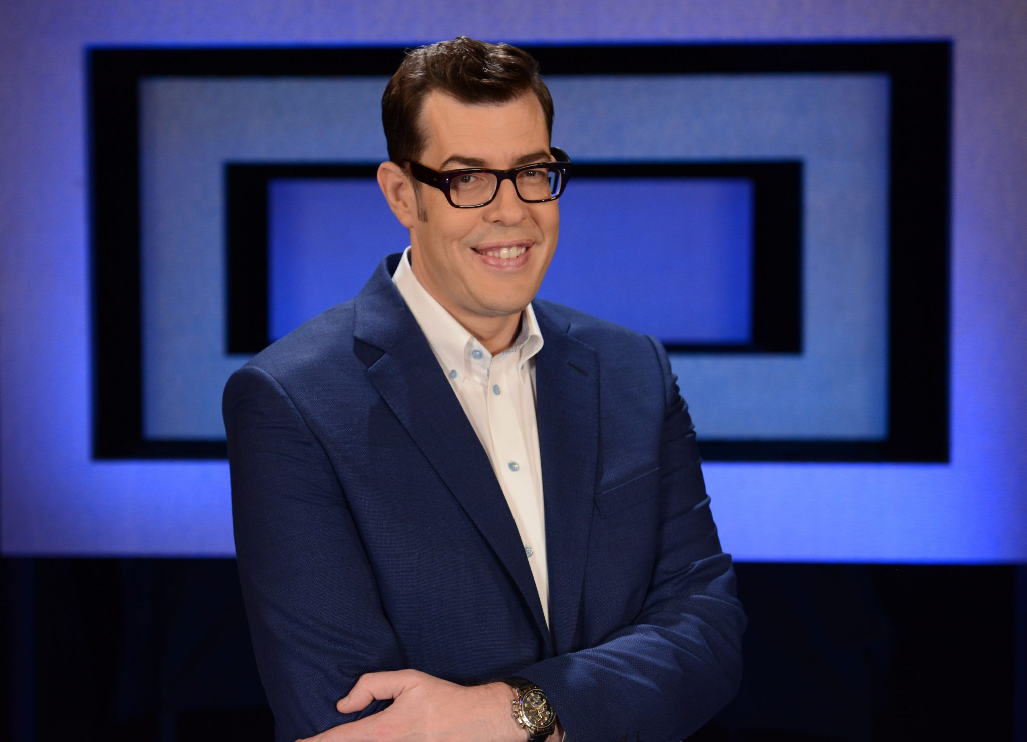 Richard Osman on Broadcasting, Bright Kids, and Biscuits
