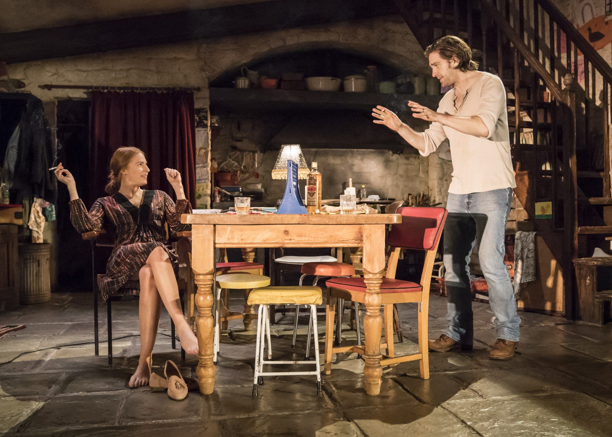 The Ferryman at the Gielgud Theatre – 5 stars