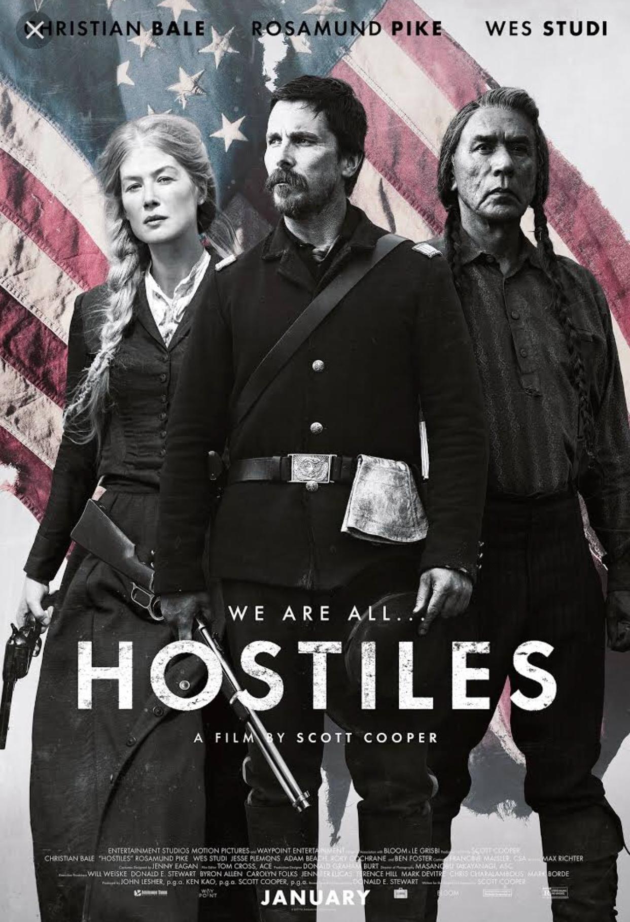 Review: Scott Cooper's Hostiles