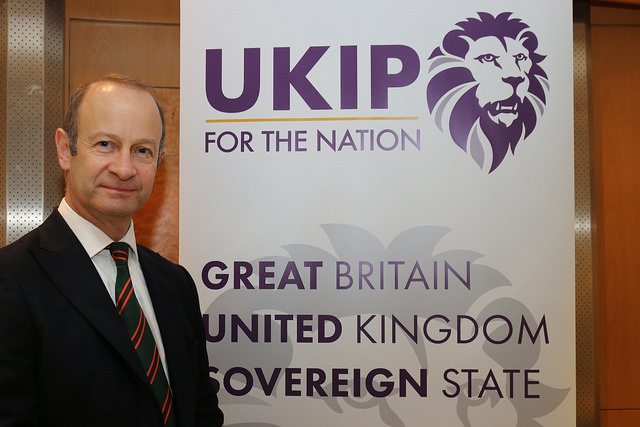 Scandal and bravado: UKIP's eleventh hour