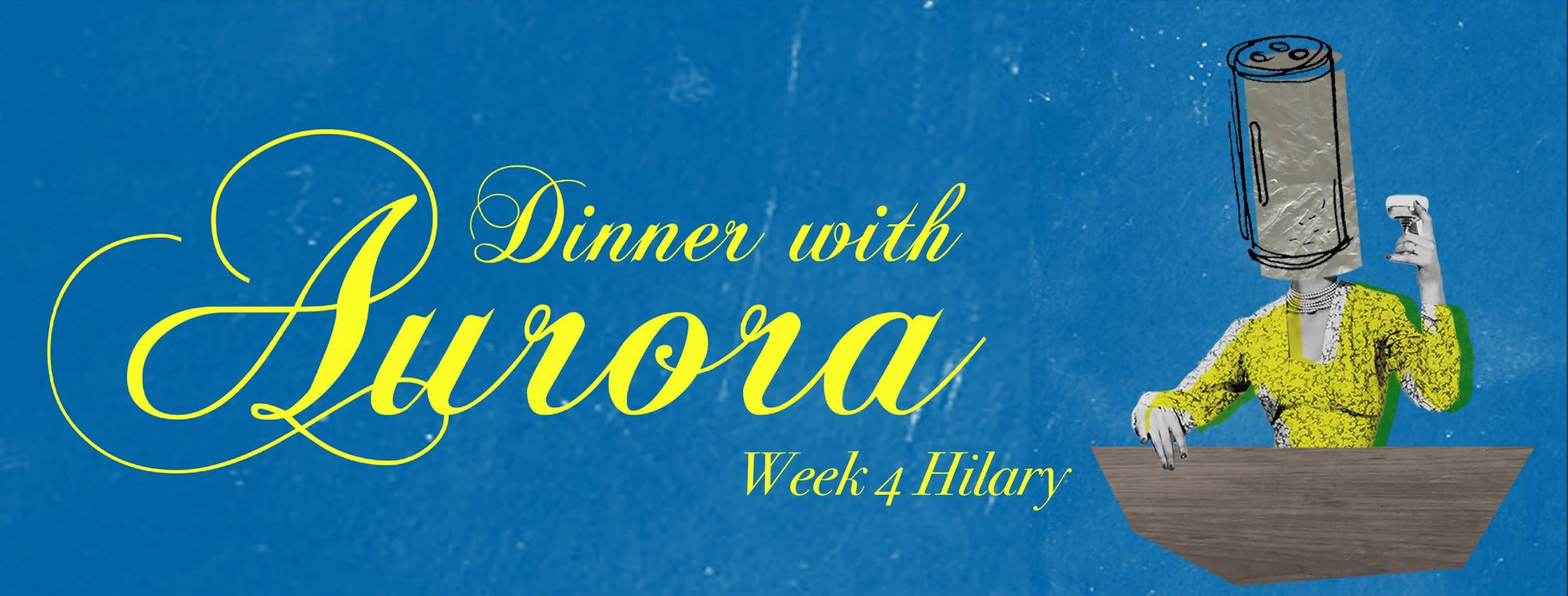 'Dinner with Aurora', New Writing Festival: AI at a party makes for a triumphant production