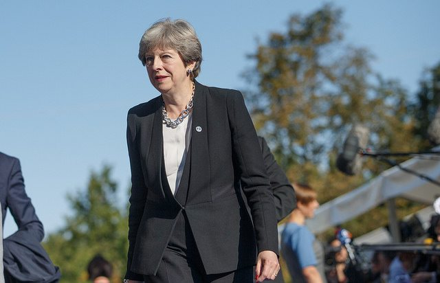 Theresa May is in crisis, but she isn't finished yet
